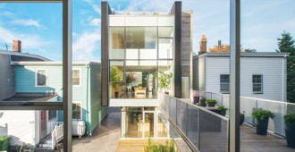 Canadá: 'Kings Street House', Halifax - Susan Fitzgerald Architecture