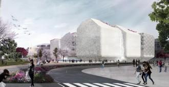 Nieto y Sobejano se estrenan en China con un Museo de la Ciencia