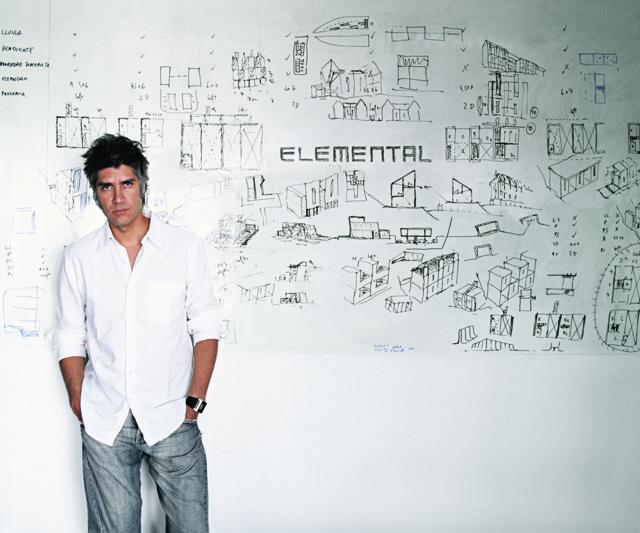 Alejandro Aravena será el Director de la 15º Bienal de Arquitectura de Venecia 2016