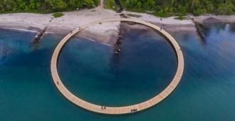 Dinamarca: El Puente Infinito, Aarhus - Gjøde & Povlsgaard Arkitekter