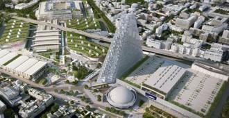 Francia: Aprobada la Tour Triangle, en París, de Herzog & de Meuron