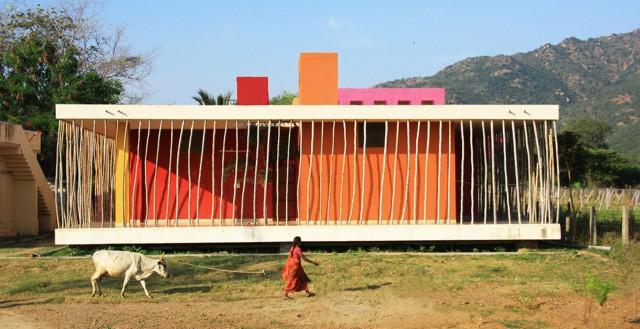 India: Casa Rana - Made in Earth