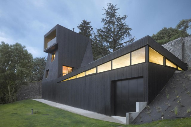 Francia: Residencia Saint-Ange, Seyssins - Studio Odile Decq