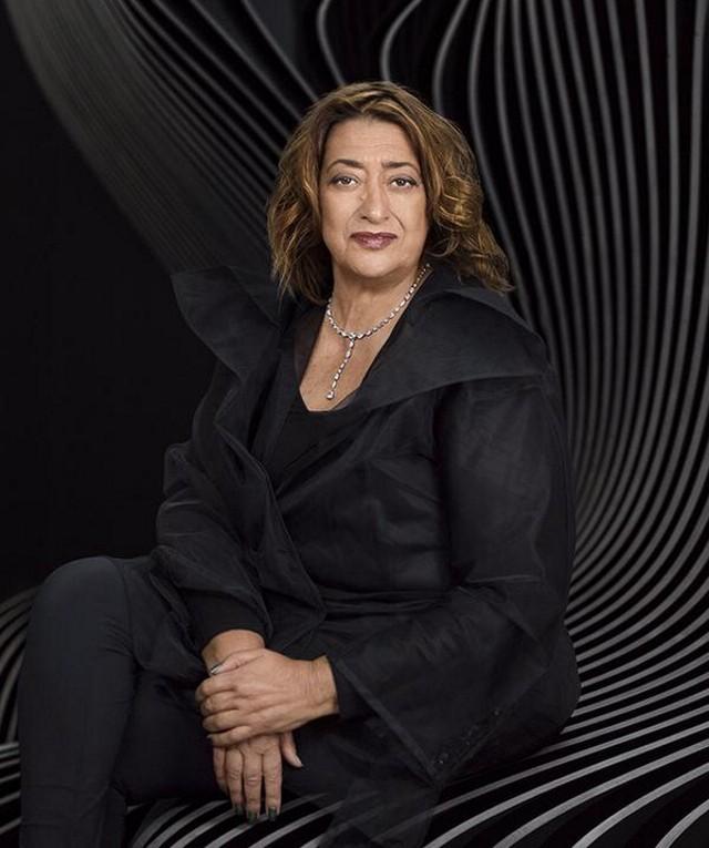 RIBA Royal Gold Medal 2016 para Zaha Hadid