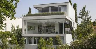 Israel: Casa en Ramat Gan, Israel - Pitsou Kedem Architects