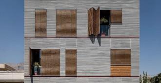 Irán: Edificio Residencial Andarzgoo, Teherán - Ayeneh Office