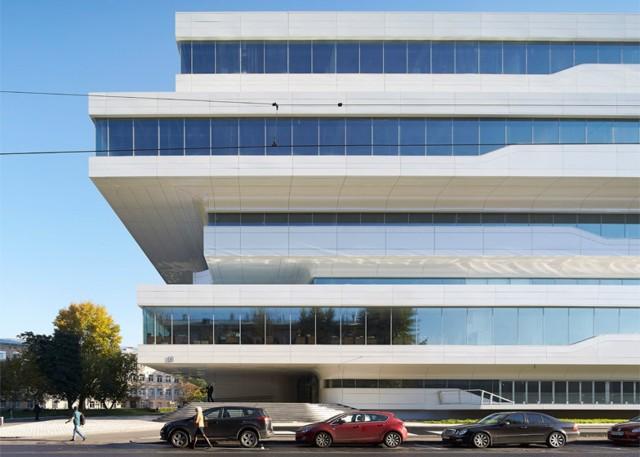 Rusia: 'Dominion Office Building', Moscú - Zaha Hadid Architects