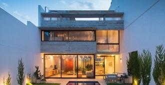 Argentina: Dos Casas Conesa, Buenos Aires - BAK arquitectos