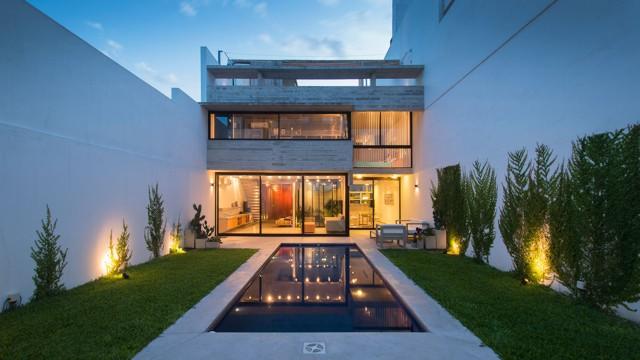Argentina: Dos Casa Conesa, Buenos Aires - BAK arquitectos