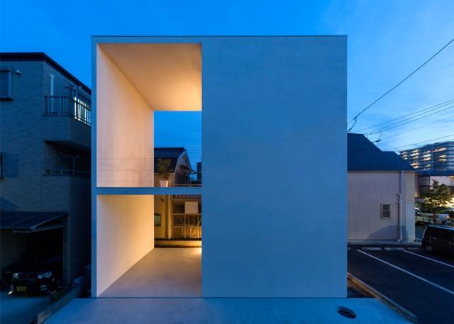 Japón: 'Little House with a Big Terrace', Tokio - Takuro Yamamoto Architects