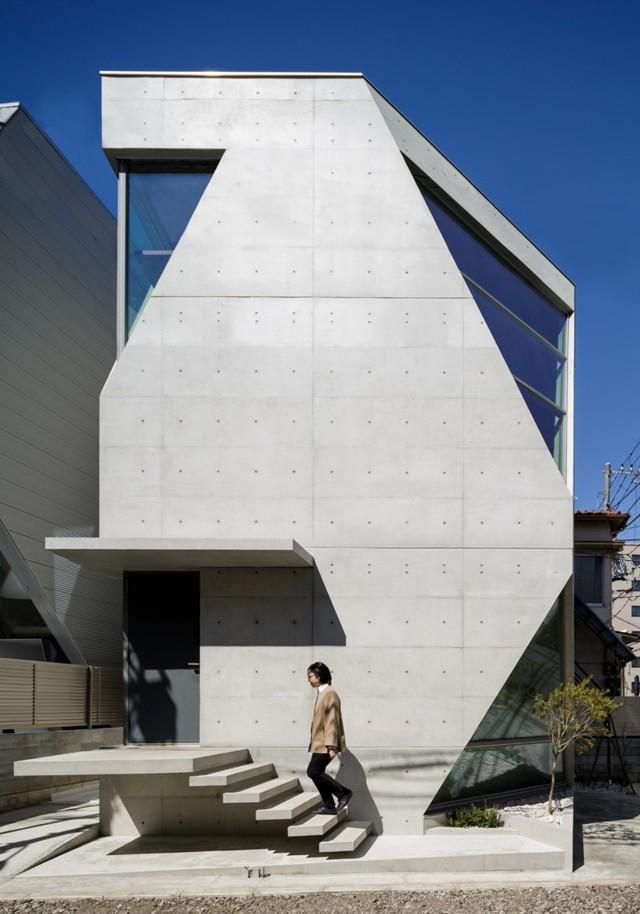 Japón: Casa en Tokio - Atelier Tekuto