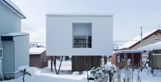 Japón: Casa en Hokkaido - Archi LAB