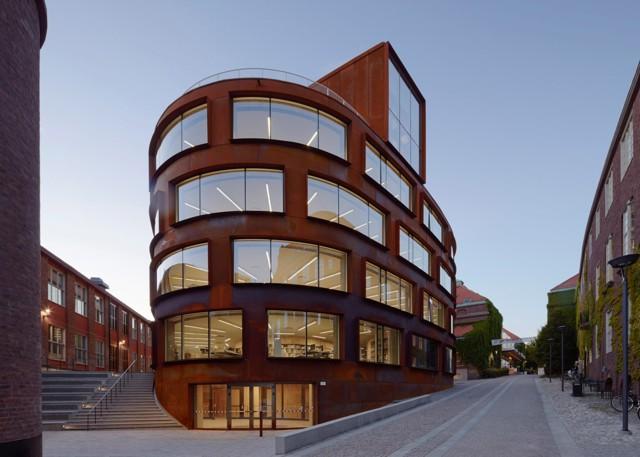 Suecia: Escuela de Arquitectura del Real Instituto de Tecnología, Estocolmo - Tham & Videgard Arkitekter