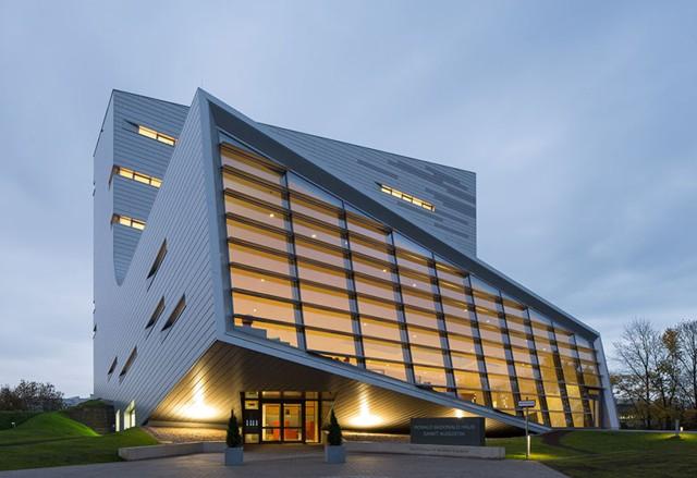 Alemania: Casa Ronald McDonald, Sankt Augustin - GRAFT