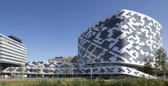 Paises Bajos: 'Hilton Amsterdam Airport Schiphol' - Mecanoo