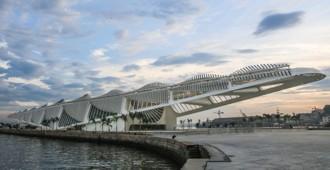 Brasil: Más imágenes del Museu do Amanhã, Rio de Janeiro - Santiago Calatrava