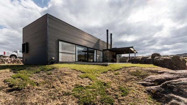 Argentina: Casa en Los Gigantes, Pampa del Pocho, Córdoba - Arq. Mariana Palacios