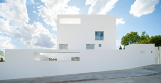 España: Casa Cala, Madrid - Alberto Campo Baeza