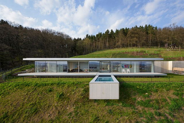 Alemania: Casa K, Turingia - Paul de Ruiter Architects