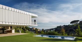 España: Casa EF en Arenys de Mar, Barcelona - Sergi Serrat + Roberto González