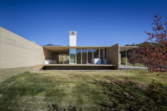 Japón: 'Solid Cedar House' - Shigeru Ban Architects