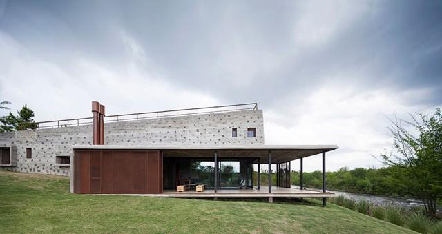Argentina: Casa en Santa Mónica, Santa Rosa de Calamuchita, Córdoba - FKB arquitectos