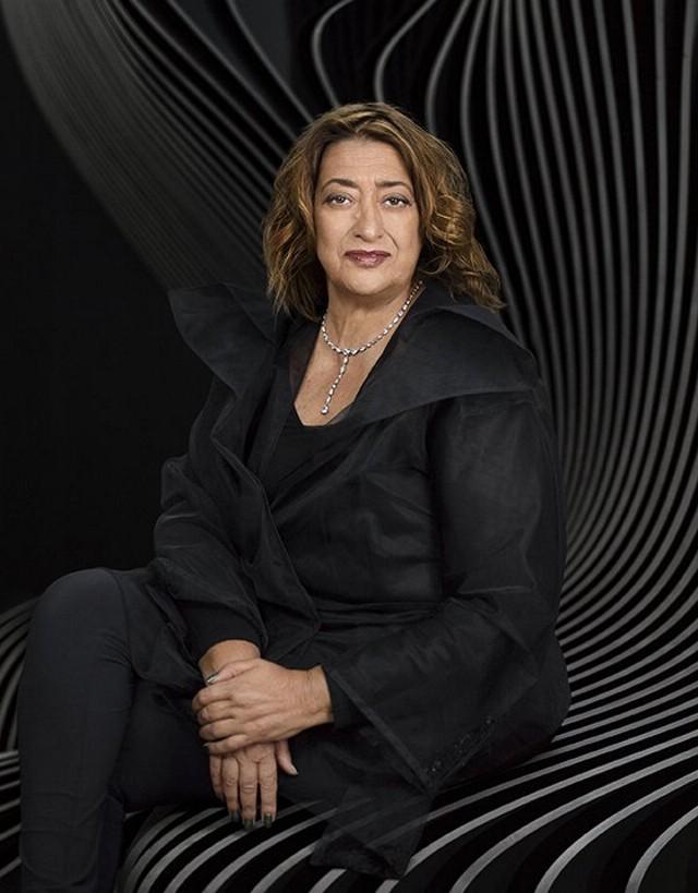 Zaha Hadid 1950-2016