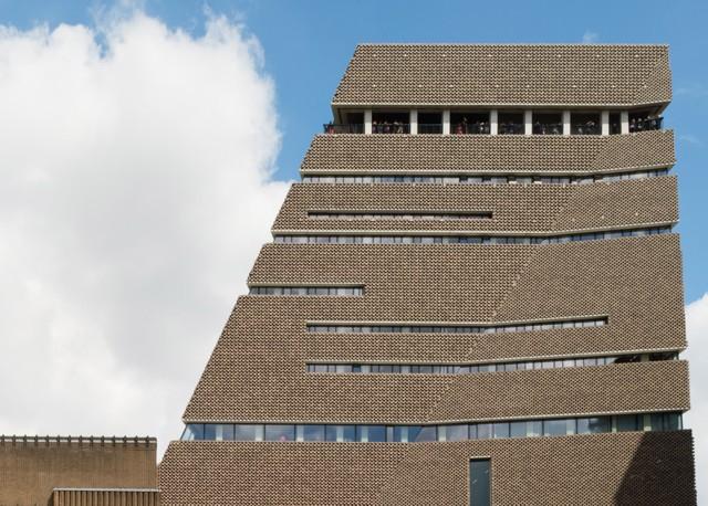 ReinoUnido: Ampliación de la Tate Modern en Londres, Herzog & de Meuron