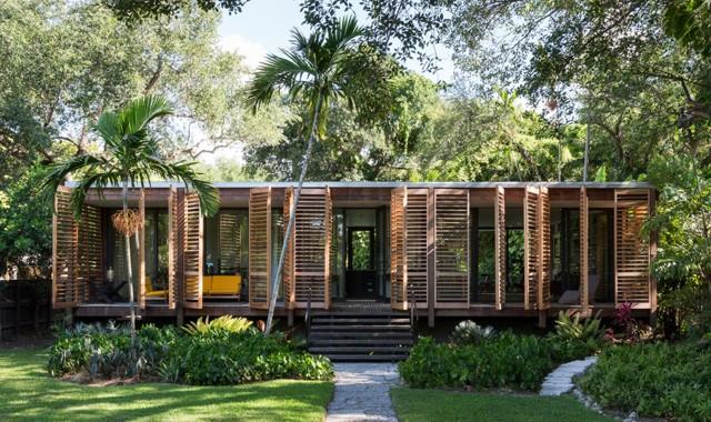 Estados Unidos: Brillhart House, Miami - Brillhart Architecture