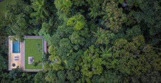 Brasil: Casa en el Bosque, Sao Paulo - StudioMK27