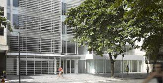 Brasil: Oficinas en Leblon, Río de Janeiro - Richard Meier & Partners
