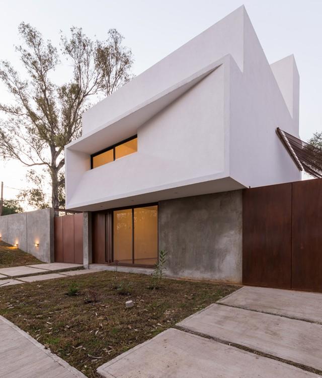 Argentina: Tres Casas en San Alfonso, Villa Alende - Andrés Alonso