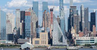 Estados Unidos:  VIA 57 West, Nueva York - BIG
