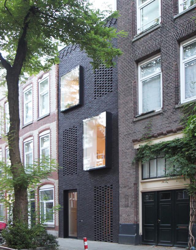"PaisesBajos > Casa ""SkinnyScar"", Róterdam - Gwendolyn Huisman y Marijn Boterman"