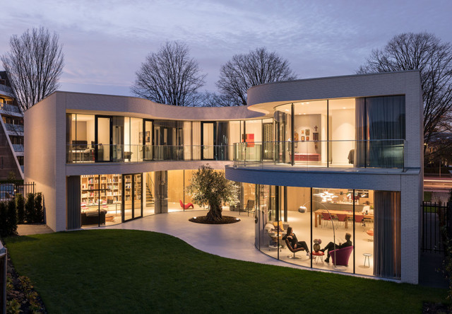 Paises Bajos: Casa Kwantes, Schiedam - MVRDV
