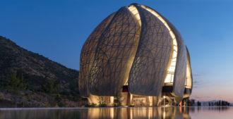 Chile: Templo Bahá'í de Sudamérica, Santiago - Hariri Pontarini Architects