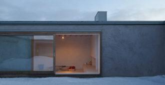 Suecia: Casa Atrium, Gotland - Tham & Videgård Arkitekter