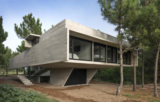 Argentina: Casa S+J - Luciano Kruk