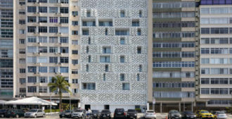 Brasil: Hotel Emiliano, Rio de Janeiro - Studio Arthur Casas