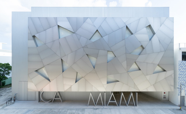 ICA Miami - Aranguren + Gallegos Arquitectos