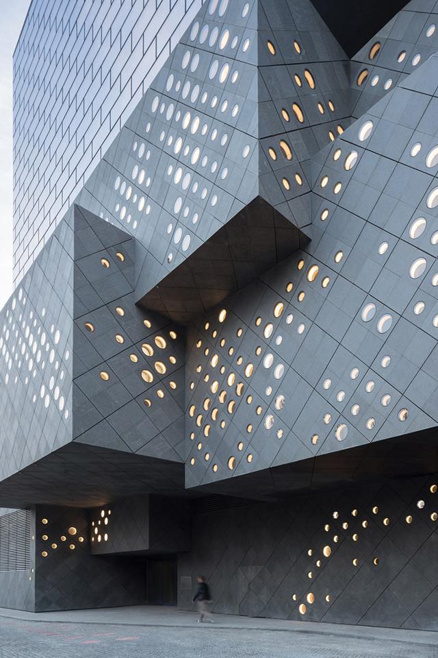 China: Guardian Art Center, Beijing - Büro Ole Scheeren