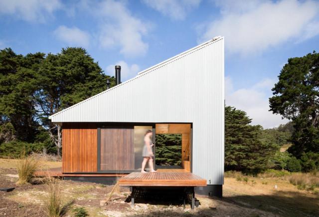 Australia: Casa de vacaciones en la Isla de Bruny, Tasmania - Maguire + Devine Architects