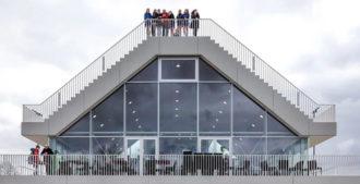 Paises Bajos: Centro deportivo en Róterdam - NL Architects