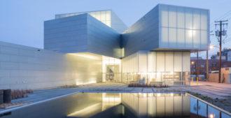 Estados Unidos: Institute for Contemporary Art, Virginia Commonwealth University - Steven Holl Architects