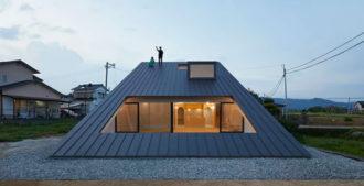 Japón: Casa Usuki - Atelier Kenta Eto Architects