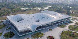 Taiwán: Centro Nacional de Artes de Kaohsiung - Mecanoo