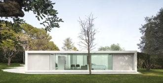 España: Pabellón de Invitados, Valencia - Fran Silvestre Arquitectos