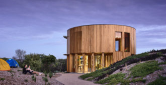 Australia: St Andrews Beach House - Austin Maynard Architects