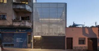 Uruguay:  Oficinas CRUCE, Montevideo - Estudio CZG