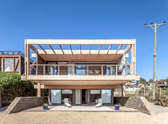 Chile: Casa Tacna - PAR Arquitectos